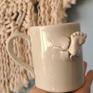 """""""Kicky"""" Mugs vintage mug"""